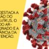 coronavírus e o ar condicionado