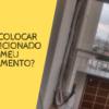 ar condicionado em apartamentos