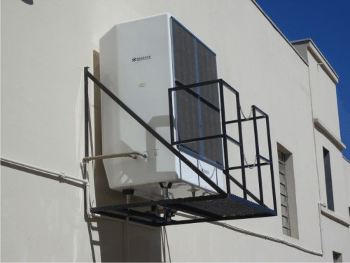ar condicionado evaporativo
